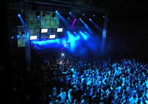 演出活动现场如何正确的对灯光设备进行调试