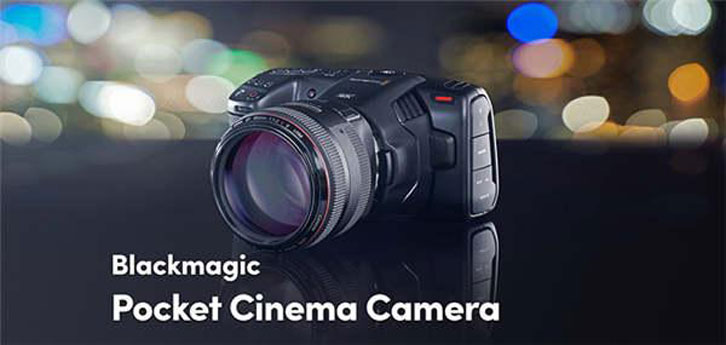 BMPCC 6K功能大盘点 超清电影级画质 可拍摄2120万像素静态照片